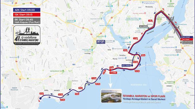 istanbul-maratonu-icin-pazar-gunu-bu-yollar-kapatilacak